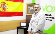 José Enrique Lara Peláez encabezará la candidatura de Vox a la Alcaldía de Málaga