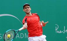 Adrián Menéndez pierde la final del Challenger de San Luis Potosí, en México