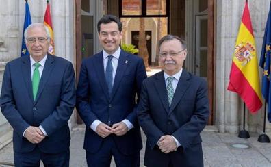 Acuerdo histórico de colaboración de Andalucía con Ceuta y Melilla «para hacer más España»