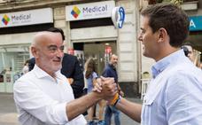 Ciudadanos prescinde de sus ediles y coloca de número dos a un excargo de confianza del PSOE