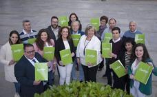 Barriga presenta su lista para las municipales por 'Contigo Ronda'