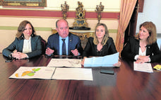 La primera fase del Puerto Seco de Antequera contará con 102 hectáreas