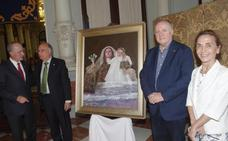 La Virgen del Carmen del Perchel protagoniza el cartel de las hermandades de gloria