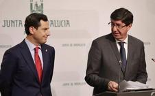 Moreno y Marín exhiben sintonía en víspera del 28A: «Este gobierno es para rato, aunque llueve, granice o haga viento»