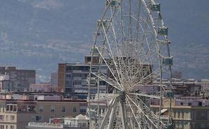 El alcalde de Málaga defiende que la nueva noria se instale junto a la terminal del Melillero
