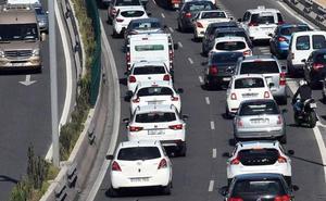 La operación de tráfico de Semana Santa concluye sin víctimas mortales en la provincia de Málaga