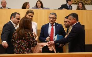 La política entra de lleno en el Día de la Provincia de Málaga