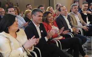 Susana Díaz pide la movilización del voto socialista en Marbella para evitar un retroceso de 40 años