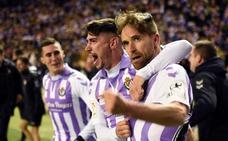 El Valladolid le gana la partida al Girona por la salvación