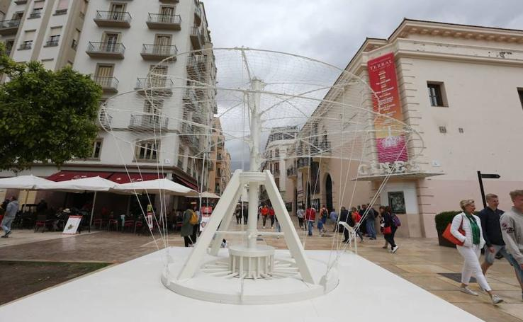La exposición 'Leonardo Da Vinci' toma Málaga