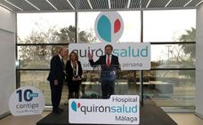 Quirón inaugura un hospital de día oncológico y un área de fisioterapia