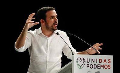 Garzón dice que Sánchez, en «absoluto» ha descartado un pacto con Ciudadanos