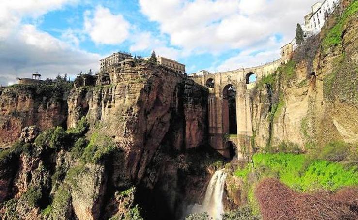 Los 13 monumentos naturales de Málaga
