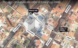 La Junta recuerda a Urbanismo que uno de los edificios que ha autorizado derribar en la calle Victoria es todavía de su propiedad