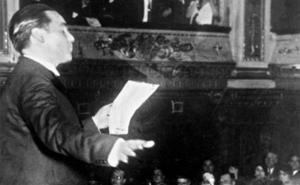 El Centro Cultural Provincial acoge la obra teatral 'Lorca. La correspondencia personal'