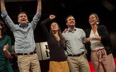 Garzón y Montero apelan en Málaga a socialistas indecisos para «cambiar el país»