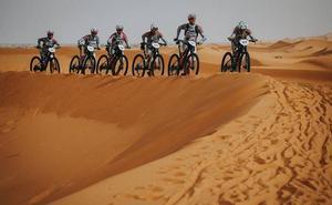 Titan Desert, el carril bici más inhóspito del mundo