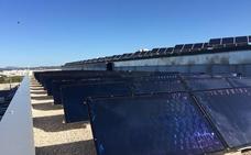 El Hospital de Ronda reduce en un 5% su consumo de electricidad
