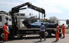 El prestigio del Gran Premio de Azerbaiyán se va por el desagüe