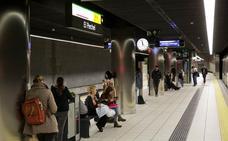 Los usuarios le dan casi un sobresaliente al metro de Málaga