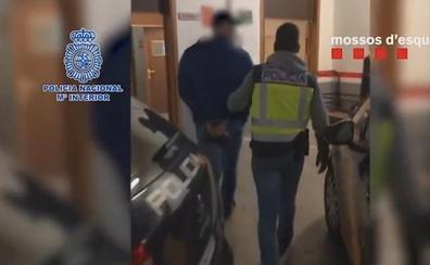 Detenido un sicario cuando viajaba a Marbella para secuestrar a un miembro de una banda rival