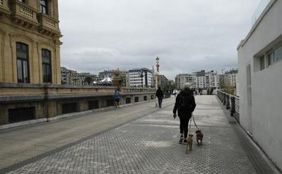 Un joven de 17 años, en muerte cerebral tras una paliza en San Sebastián