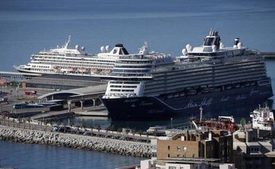 Jornada de lujo en el Puerto de Málaga