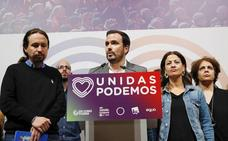 Alberto Garzón: «Hemos roto las previsiones más nefastas»