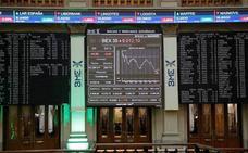 La Bolsa sube por primera vez después de unas generales