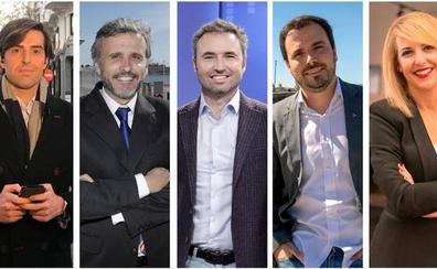 Amplia renovación de caras por Málaga