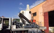 Destinan 100.000 euros a la eliminación de malos olores en la planta depuradora de Rincón de la Victoria