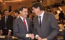Marín promete a Moreno no exigir más en la Junta por el sorpasso de Cs al PP