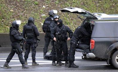 Cuatro detenidos en Francia por planear un atentado inminente contra las fuerzas de seguridad