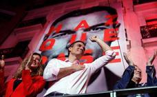 El PSOE gana y puede elegir socio para gobernar
