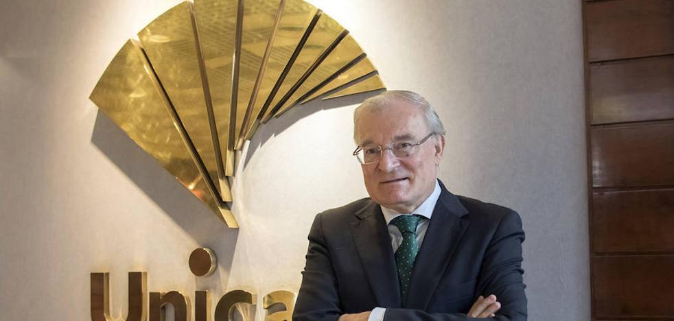 Unicaja cierra el trimestre con beneficios y se refuerza en la recta final de la fusión