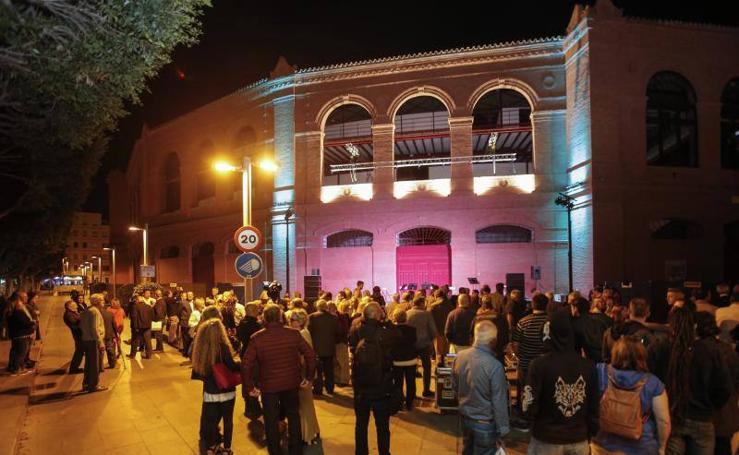 Así ha sido la celebración del 145 cumpleaños de La Malagueta