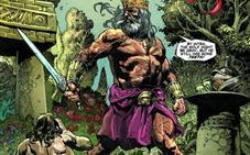 Conan, rey del noveno arte