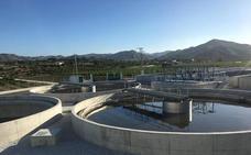 La depuradora del bajo Guadalhorce entra en servicio tras dos décadas de trámites