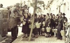 Años cuarenta del siglo XX: el tiempo del hambre en Málaga