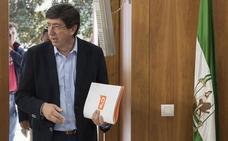 Marín «no comparte» que Casado tache de extrema derecha a Vox pero cree que no hay que «mezclar» eso con el Presupuesto