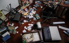 Roban en la casa de Leopoldo López en Caracas