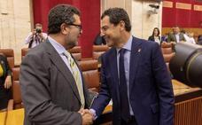 Vox respalda las medidas del Gobierno andaluz pese al amago de romper la alianza