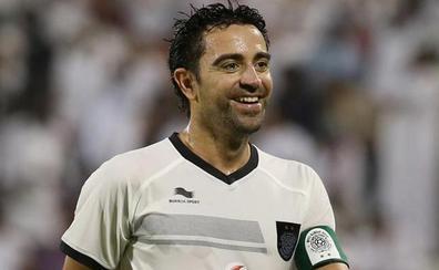 Xavi Hernández se retira para ser entrenador