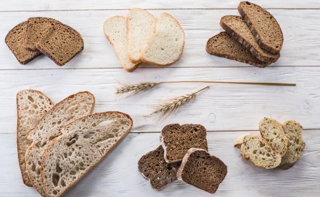 El pan integral será integral