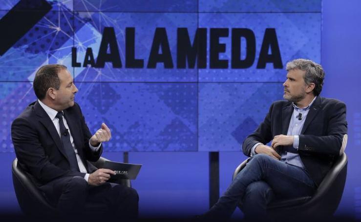 'La Alameda' postelectoral con Ignacio López y Montesinos