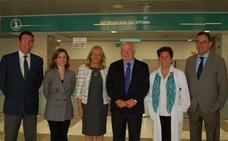 La Junta prevé abrir este año el centro de salud de Ricardo Soriano