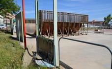 Quejas por el mal estado del 'skate-park' de Huerta Julián