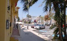El Ayuntamiento de Rincón de la Victoria renovará el acerado de la Avenida de Málaga de La Cala del Moral