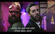 Bayona dirige a Broncano e Ignatius en 'Spanish Hellboy'