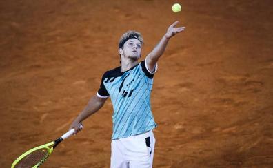 Davidovich, el mayor ascenso de la semana en la ATP entre la élite